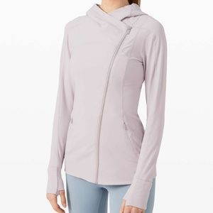 Lulu Every Journey Iced Iris Hoodie Athleisure Top